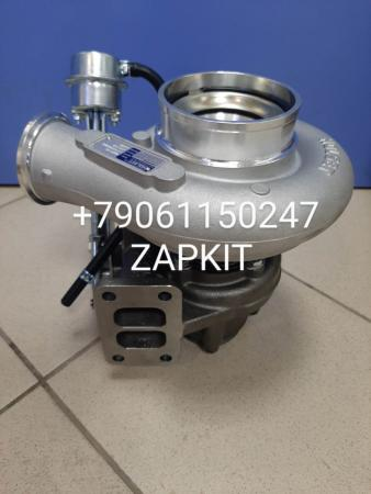 Турбокомпрессор турбина 6BT, HX35W 4029159 , 6BT, 5.9 л. евро-2, 4044997, на хагер хигер хайгер higer 6840 6885