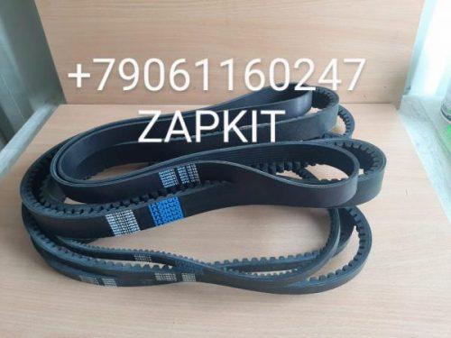 Комплект ремней на хайгер higer хагер 6122, ремни на хайгер higer 6122 8PK -1816, AV22-1085, AV22-1810, AV17-2170, AV13-975