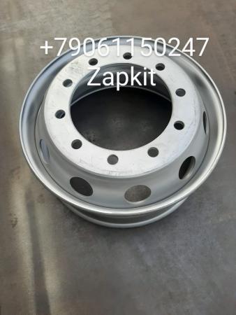 Диск колеса стальной 8.25R22.5, хагер хигер хайгер HIGER KLQ6109,6129 ,6119 6122 ,31VN7-01010-T1 31E01-02010