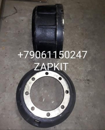 Барабан тормозной 35KA5-02502 35FS05B-02075 для хагер хигер хайгер HIGER KLQ 6885, 6928