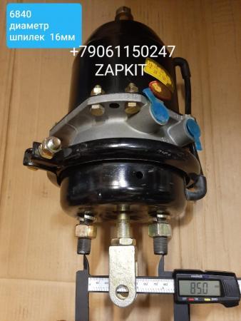 Камера тормозная задняя энергоаккумулятор 24HA4-00010*03010 хагер хигер хайгер higer 6840,6720,6758