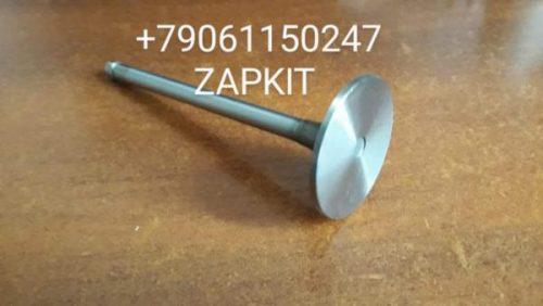 3802658 Клапан впускной 6BT Gas 5. 9 Л CUMMINS / Камминз для газового двигателя