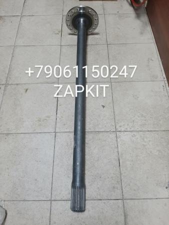 24KA5-01505 Полуось правая 22 шлица , хайгер хагер higer 6928, 6885 , длина 104.5 см