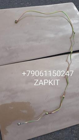 Трубка обратки топливная Cummins камминз EQB 180-20 евро-2 , 210-20 хагер хигер хайгер higer 6840, 6885.