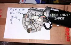 Мотор стеклоочистителя HIGER 6119/6129 хагер хигер хайгер HIGER 37V0328501 , диаметр вала 15мм