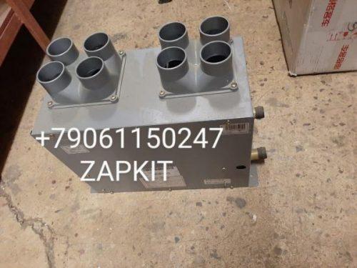 Отопитель печка лобового стекла в сборе 81VS1-01230-J02 HIGER хайгер хагер 6928, 6885
