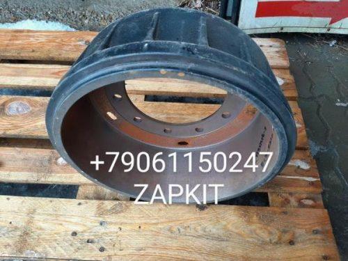 Барабан тормозной передний d=240/400 h=190 mm 10 отв., 35N12-01075 хайгер хагер хигер 6118, 6108, голден драгон 6102 .