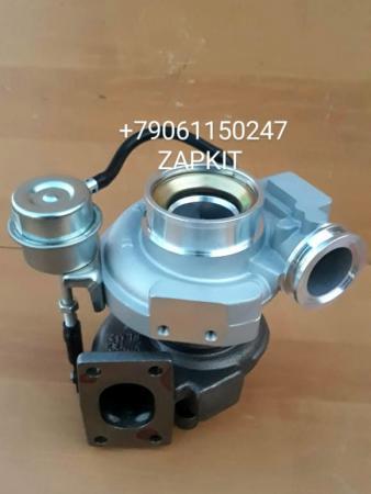 11QBE19510 Турбокомпрессор хайгер higer 6826 , турбина HE221W ISDe185-41 V=4.5 на хагер хайгер хигер higer 6826