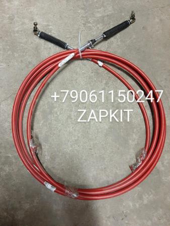 Трос кпп 9,2м 17mk4-10920 нижний красный хайгер хагер хигер higer 6119