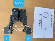 Трещетка задняя правая 3551FS14B-015 , левая 3551FS14B-010 хайгер хагер higer 6885, 6928, 10 шлицов