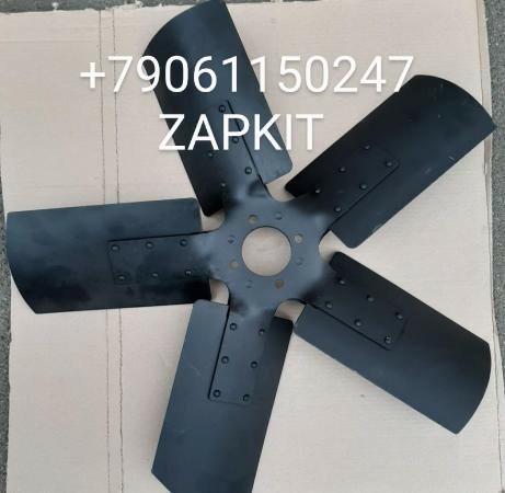74051308012 Крыльчатка вентилятора КамАЗ ЕВРО L=245мм