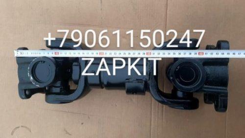 Вал карданный , кардан хайгер 6885 22KC3-01010-N длина 430мм в сжатом ,хайгер Higer 6885 , 6896