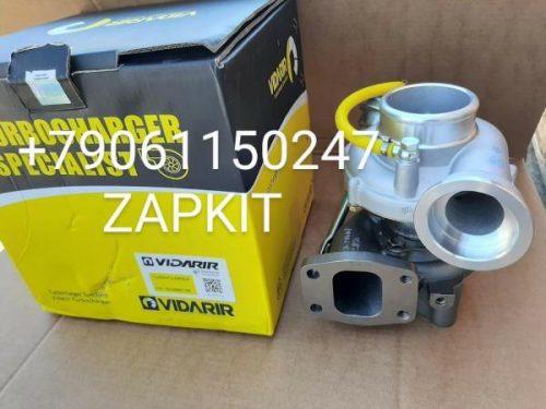 Турбина турбокомпрессор для Mercedes Atego 53169887158, на автобус маз 206