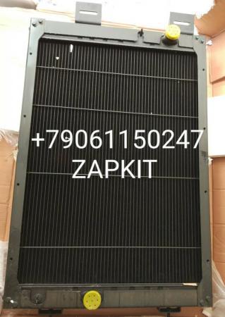 Радиатор хагер хигер хайгер Higer 6119, 6129 13E01-13001-A