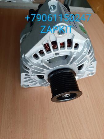 Avi168s3002 Генератор 28v 150A, 28вольт 150ампер для автобуса лотос, lotoc нефаз газовый двс