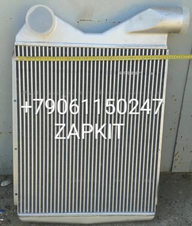 Интеркулер, охладитель воздуха , воздушный радиатор 11XG4-18010, хагер хигер хайгер HIGER 6109