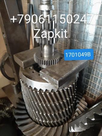 JS150T-1701049B -Шестерня КПП 202 МАЗ-543205 1-ой передачи промежуточного вала МАЗ, КАМАЗ, Устанавливается на КПП 9JS135T-B