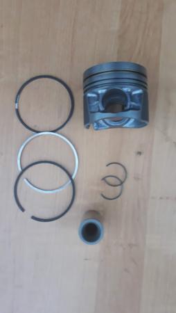 Поршень двигателя ГАЗ-3302 дв.CUMMINS камминз камминс (ISF2.8) ГАЗель, Соболь {STD} в сборе с пальцем и стопорными кольцами 4995266, 5269330, 5257057, 4876250.