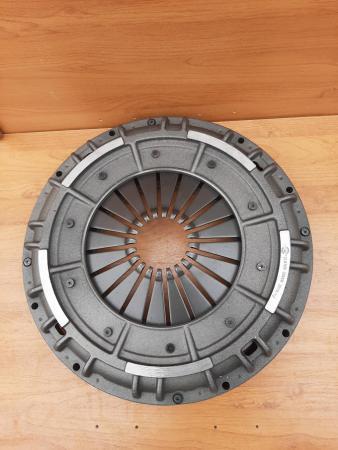 Корзина сцепления хайгер higer 430мм чугунная 16Е05-01090-РСТ,430 мм хагер хигер хайгер higer, ютонг ,кинг лонг 6122, 6119, 6129, 6109.