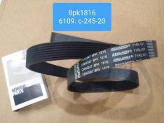 Ремень генератора 8PK1816 CUMMINS 6СТ, С-300-20, евро-2 , С245-20, YUTONG 6119-6129,GD XML6112-6129 хагер хигер хайгер higer 6129, 6109.