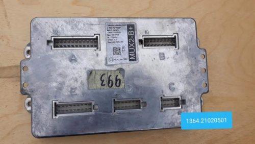 Блок управления Волжанин Мультиплексор 5 разъемов (CONTINENTAL 1364.21020501