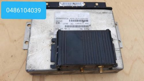 Блок управления АБС 24B 0486104039 KNORR-BREMSE б.у исправен