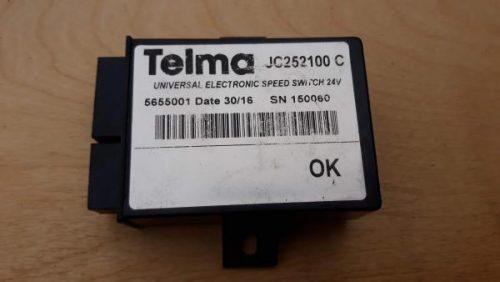 Блок управления JC252100 ретардером TELMA higer хагер хайгер хигер 6119, 6129