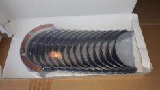 Вкладыш коленвала коренной ремонтный р2, R-2 , (комплект, 14шт) 0,50 Cummins 6BT ISBe ISDe хагер хигер хайгер higer 6885, 6119 3802072 4955861