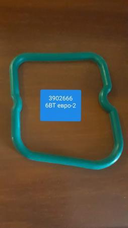Прокладка клапанной крышки Cummins 4BT-6BT, EQB 3902666 3902494 3930906 хагер хигер хайгер higer 6840 6885 6883 евро-2, ютонги 6737 евро-2 .