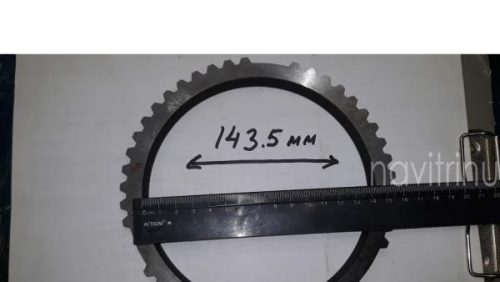 Кольцо синхронизатора 1-2 передачи кпп 17q21 хагер хигер хайгер higer