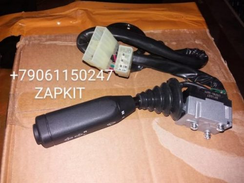 37E01-04011 Переключатель поворотов подрулевой хагер хигер хайгер HIGER KLQ6119,6129 2 фишки