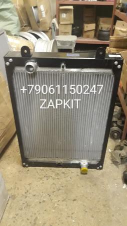 Радиатор охлаждения 13F01-13001-JD хагер хигер хайгер higer 6885 евро-3
