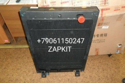 Радиатор охлаждения 13HA3-13001A евро-2 хагер хигер хайгер HIGER 6840,6885